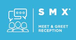 SMX Meet & Greet blue