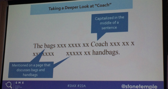 "Query example for ""coach"""