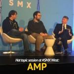 AMP speaker panel