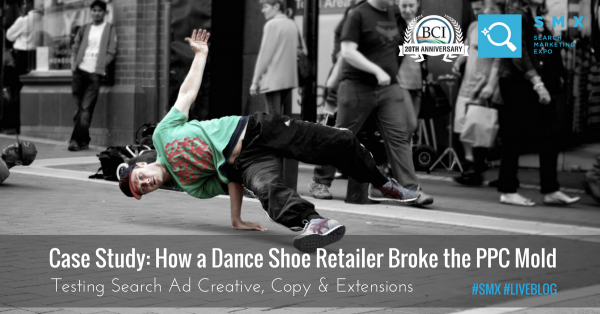 ad copy break dancer