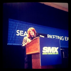 SMX East Keyword Research Expert Christine Churchill