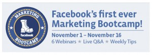 Facebook Marketing Bootcamp