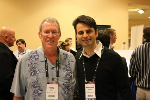 Gary Luke and Alessandro Agostini at SMX West 2012