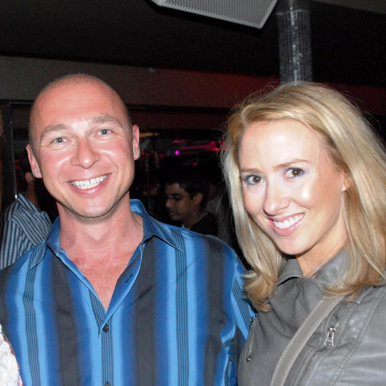 Tim Ash and Jessica Lee