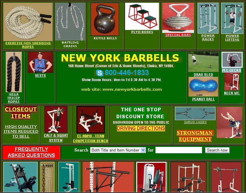 Image result for newyorkbarbells