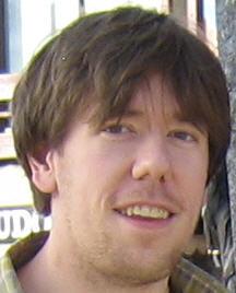 Headshot of Aaron Wall