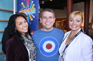 Virginia Nussey, Matt Cutts and Shannon Poole at SMX Advanced 2012