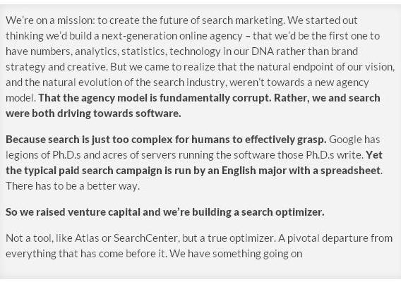 Announcement of Commerce360 About Automated SEO Tools