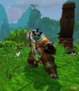 Screenshot from World of Warcraft: Mists of Pandaria