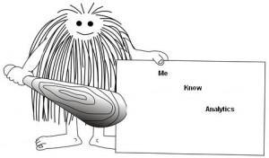 Caveman with a White Board