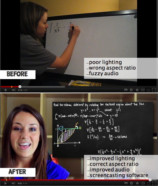 integralCALC Before and After Video Still Shot