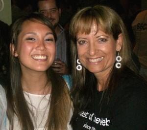 Virginia Nussey and Dana Lookadoo