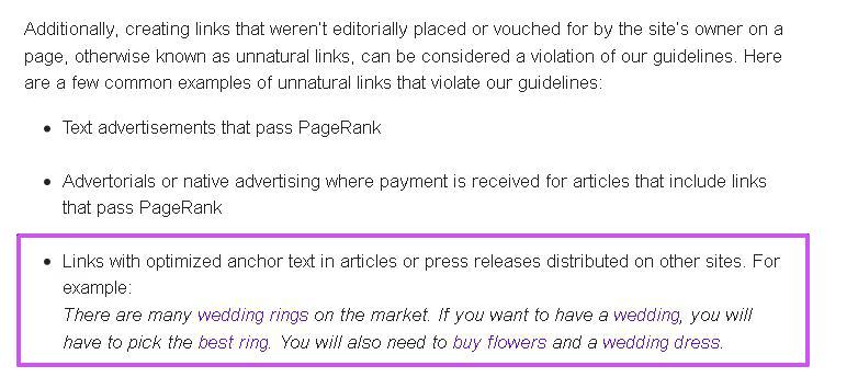 press release screenshot