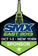 SMX East 2013 Sponsor