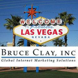 bruce clay at las vegas