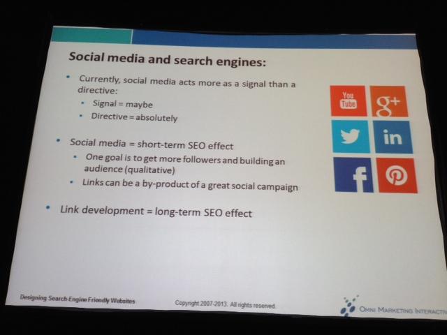 WEB DESIGN - Social