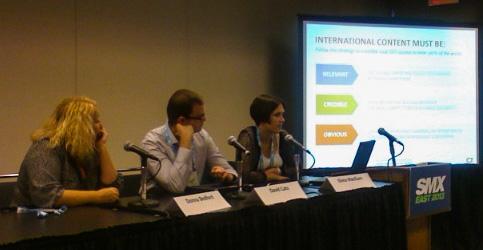Covario and Lenovo reps talk international SEO signals