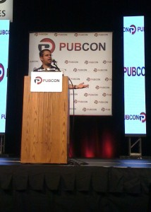 Matt Cutts keynote