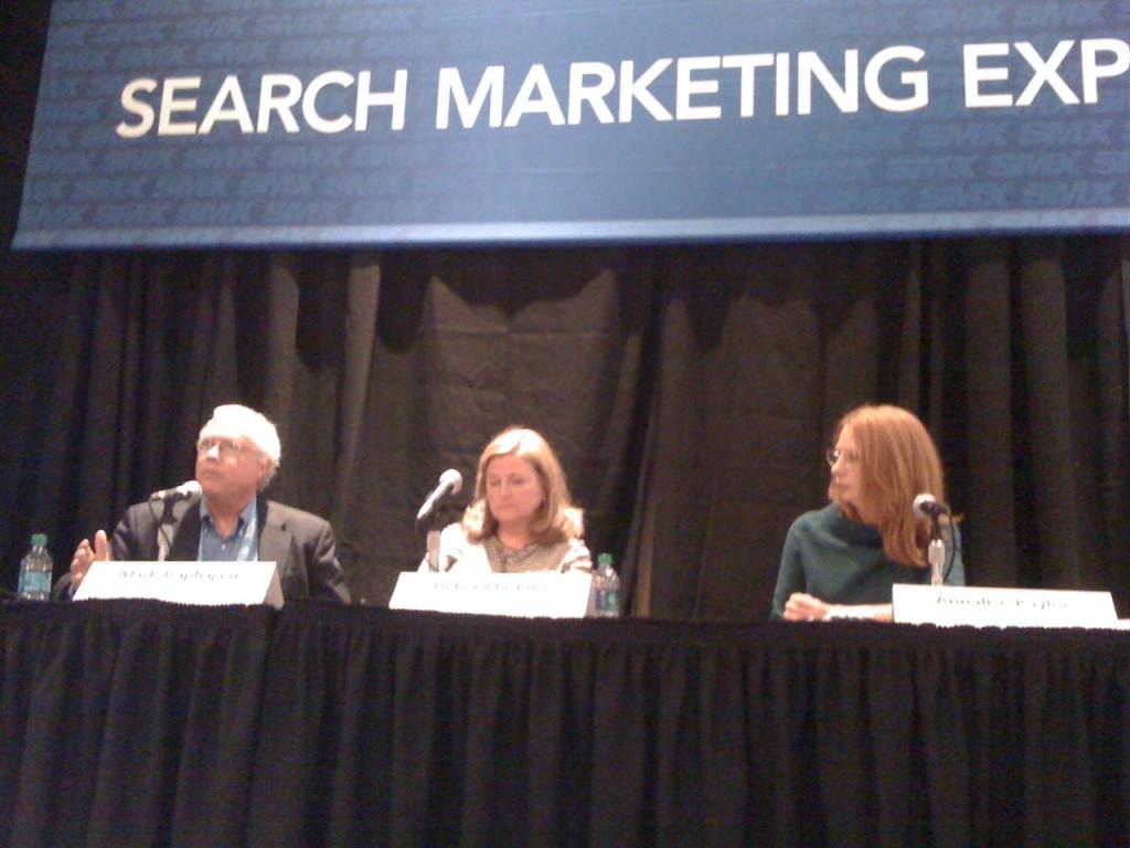 Mark Traphagen, Debra Mastaler and Annalise Kaylor