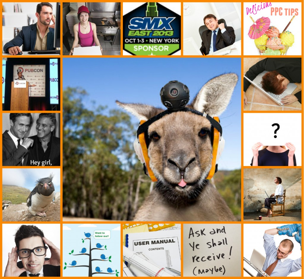 Top SEO Blog Post Collage