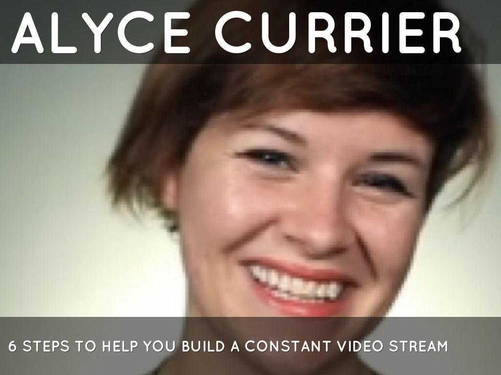 Alyce Currier