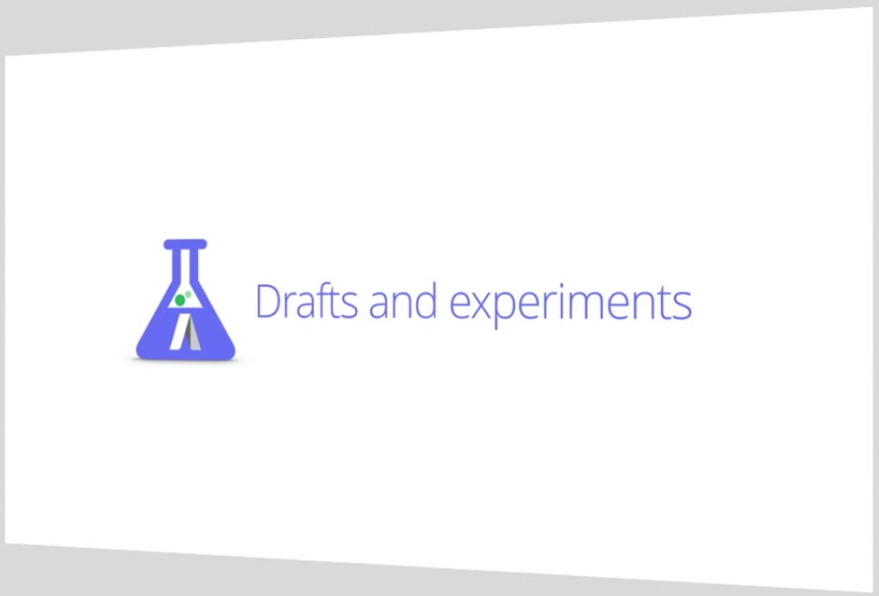 drafts and experiments logo - 042514
