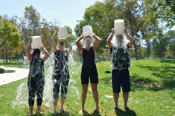 BCI Ice Bucket Challenge round 2