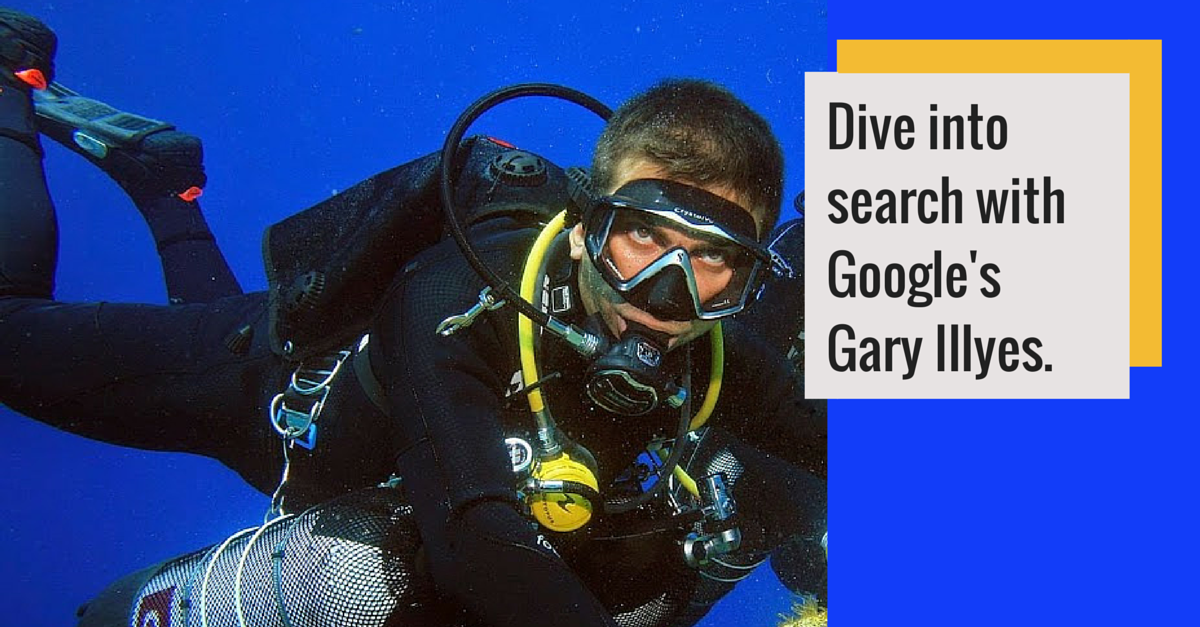 Interview with Google Webmaster Trends Analyst Gary Illyes