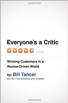 Everyone's a Critic Bill Tancer