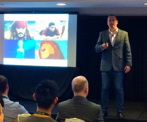 Jeff Preston at Search Engine Journal Summit