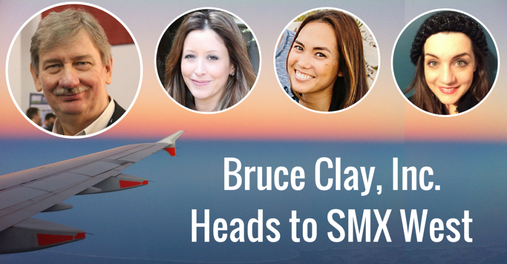 smx west 2015 bruce clay kristi kellogg virginia nussey mindy weinstein 1