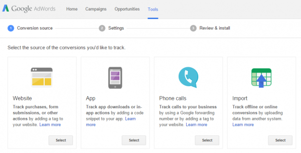 google adwords tools
