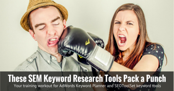 keyword research tools pack a punch
