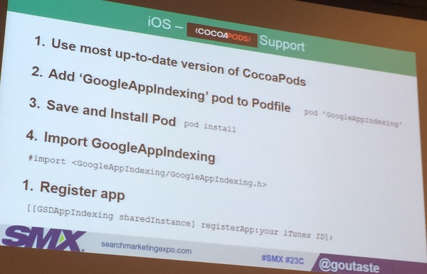 CocoaPods syncing