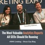 Analytics Reports speakers