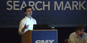 Gary Illyes speaking