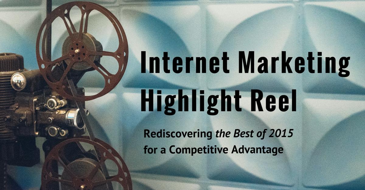 Internet Marketing Highlight Reel