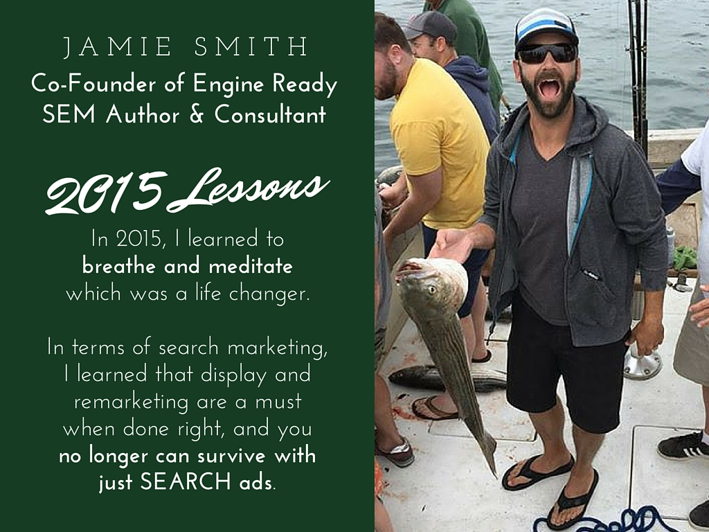 Jamie Smith lessons