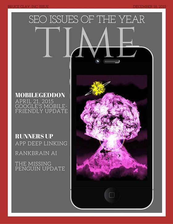 SEO TIME Magazine 2015