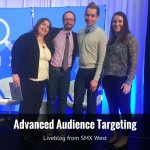 SMX West session Advanced Audience Targeting