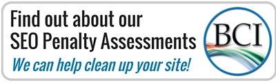 find out about SEO Penalty Assessments