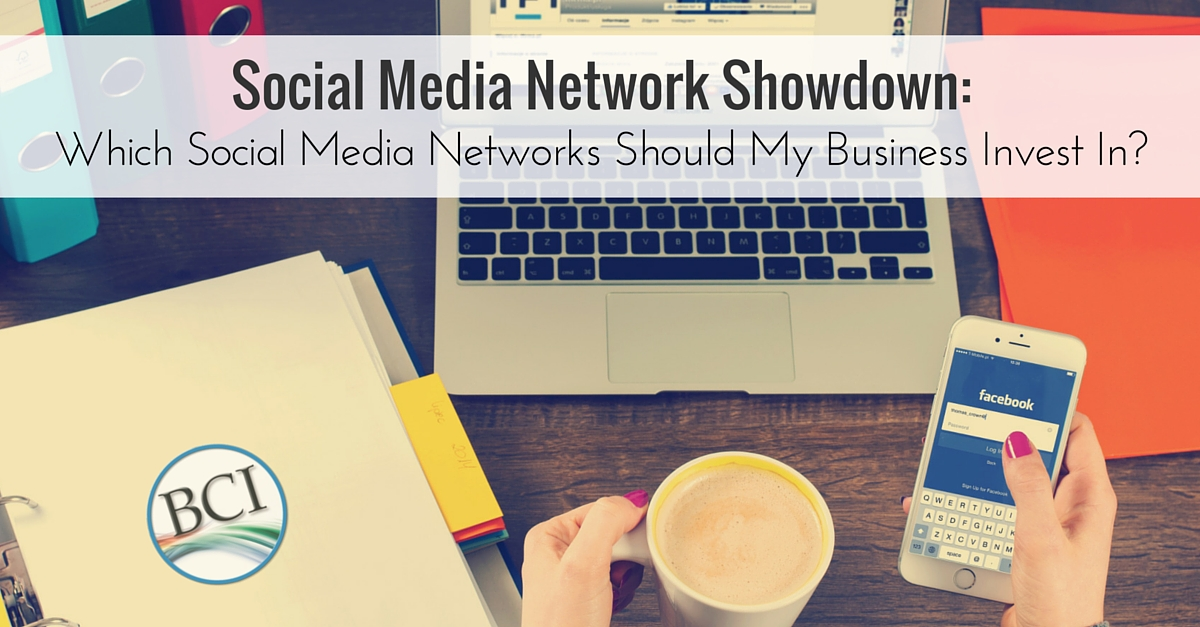 Social Media Network Showdown