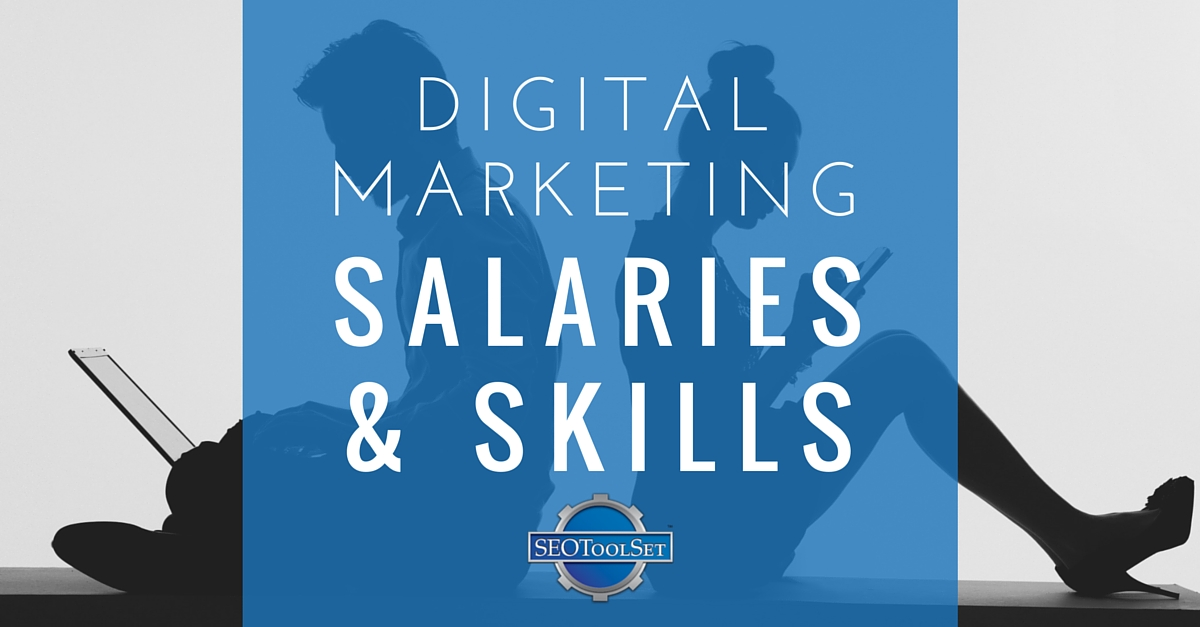 4 hot digital marketing jobs with salary data. Black Bedroom Furniture Sets. Home Design Ideas