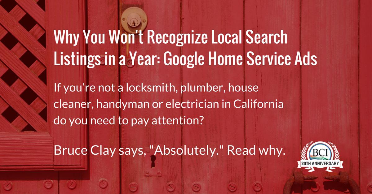home service ads