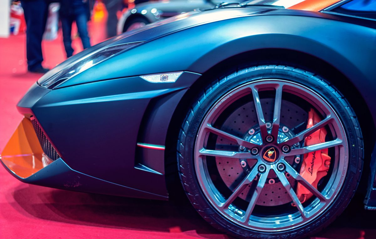 performance sports car