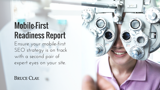 mobile-first readiness report