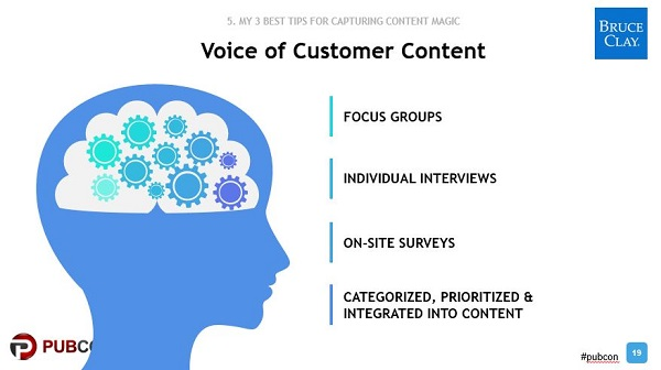 voice of customer data sources