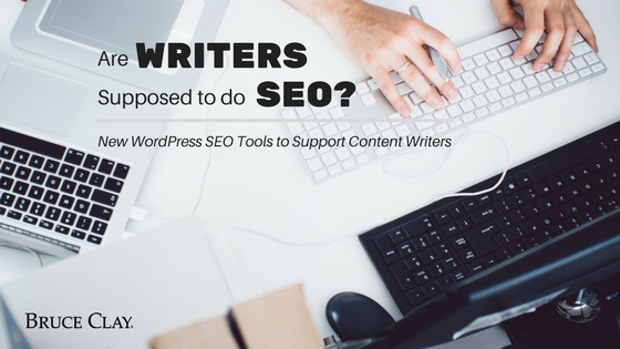 writers do SEO