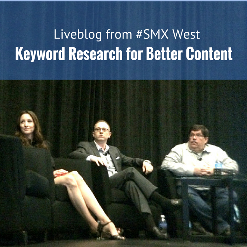 Keyword Research panelists