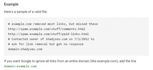 google-disavow-file-example